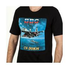 """Футболка """"ВВС СУ-30"""""""