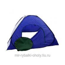 Палатка зимняя 1,8х1,8м. без дна