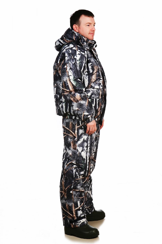 костюм для рыбака буран
