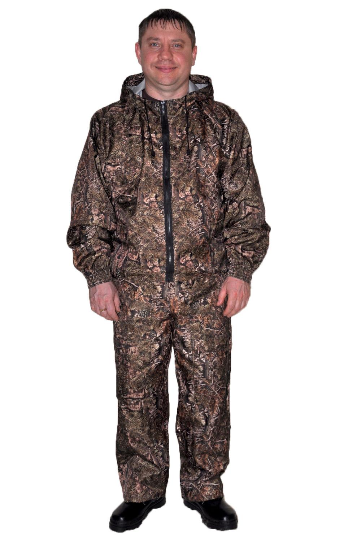 непромокаемый костюм для рыбалки больших размеров